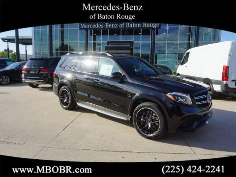New 2019 Mercedes-Benz GLS AMG® GLS 63 SUV