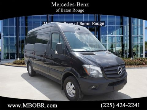 "New 2018 Mercedes-Benz Sprinter 2500 144"" WB Passenger"