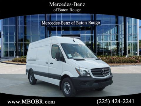 "New 2018 Mercedes-Benz Sprinter 2500 144"" WB Cargo"