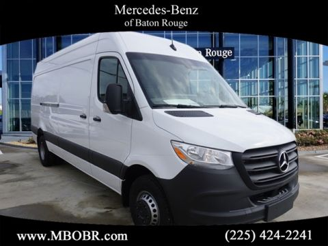 "New 2019 Mercedes-Benz Sprinter 3500XD 170"" WB Cargo"