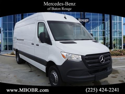 "New 2019 Mercedes-Benz Sprinter 4500 170"" WB Cargo"