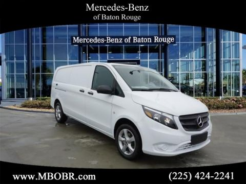 New 2018 Mercedes-Benz Metris LWB Cargo