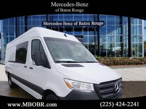 "New 2019 Mercedes-Benz Sprinter 3500XD 170"" WB Crew"