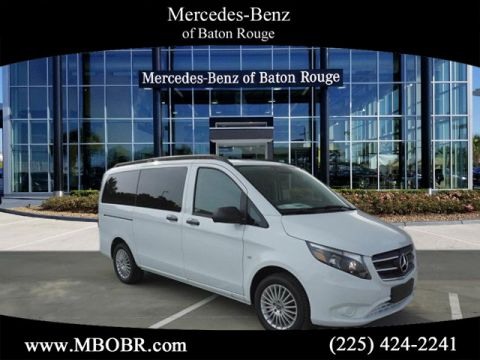 New 2018 Mercedes-Benz Metris Passenger