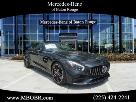 New 2018 Mercedes-Benz GT AMG® GT C