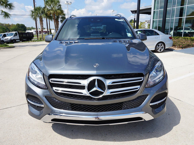 New 2018 mercedes benz gle gle 350 suv in baton rouge for Mercedes benz loyalty program