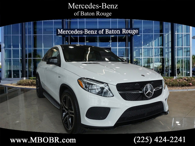 New 2019 Mercedes Benz Gle Amg Gle 43 Coupe Coupe In Baton Rouge