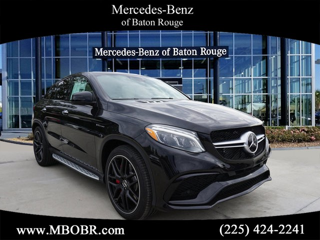 New 2019 Mercedes Benz Gle Amg Gle 63 S Coupe Coupe In Baton Rouge