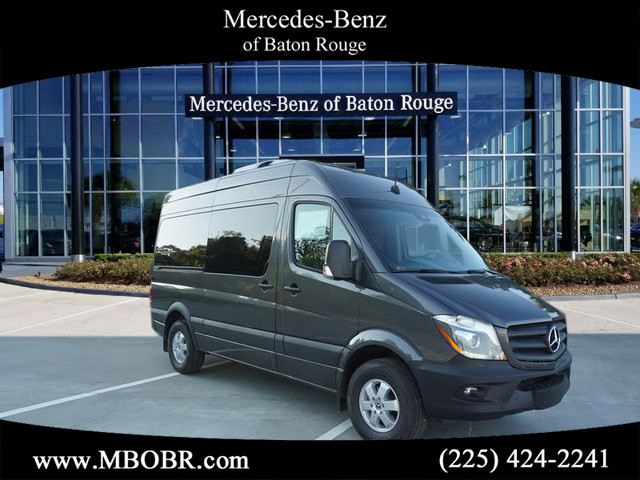 New 2018 Mercedes-Benz Sprinter 2500 144