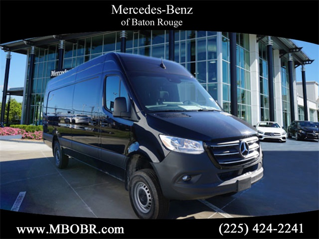 "New 2019 Mercedes-Benz Sprinter 2500 170"" WB Extended 4x4 Cargo"