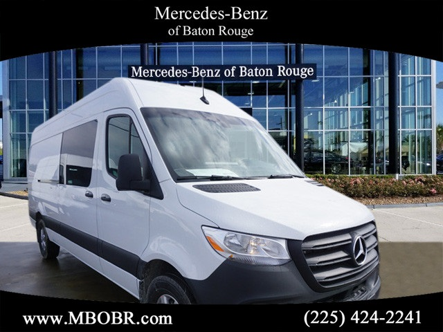 "New 2019 Mercedes-Benz Sprinter 2500 170"" WB Crew"