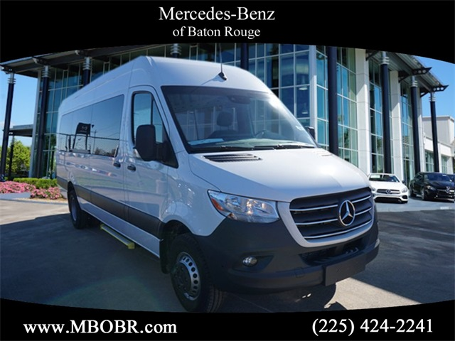"New 2019 Mercedes-Benz Sprinter 3500XD 170"" WB Extended Cargo"
