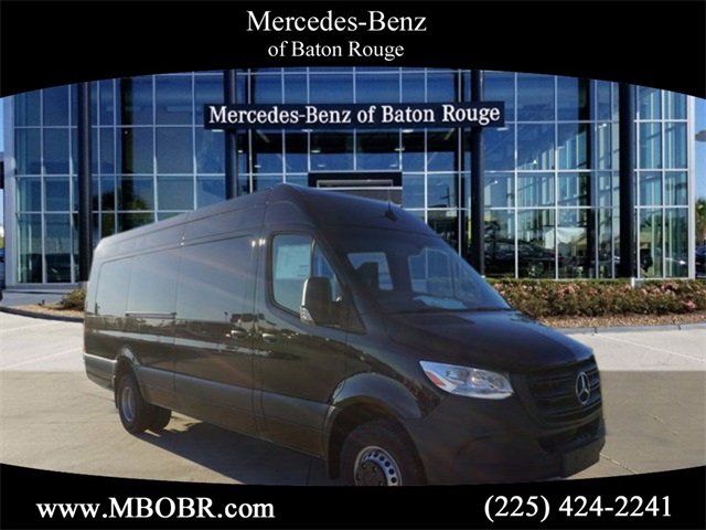 New 2019 Mercedes-Benz Sprinter 3500XD 170