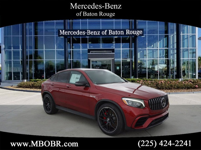New 2019 Mercedes Benz Amg Glc 63 S Coupe Awd 4matic Coupe