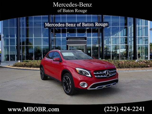 New 2018 mercedes benz gla gla 250 suv in baton rouge for Mercedes benz baton rouge service