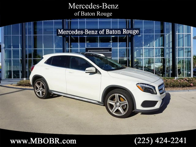 Pre owned 2015 mercedes benz gla gla 250 sport suv in for Mercedes benz loyalty program