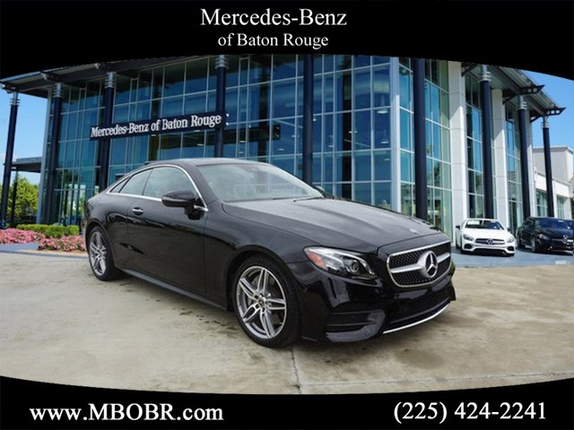 Certified Pre-Owned 2018 Mercedes-Benz E-Class E 400 Sport