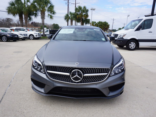 New 2018 mercedes benz cls cls 550 coupe in baton rouge for Mercedes benz loyalty program