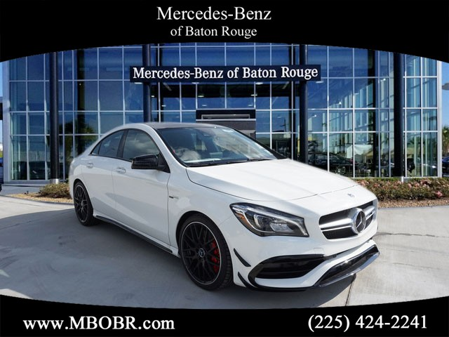 New 2019 Mercedes Benz Cla 45 Amg