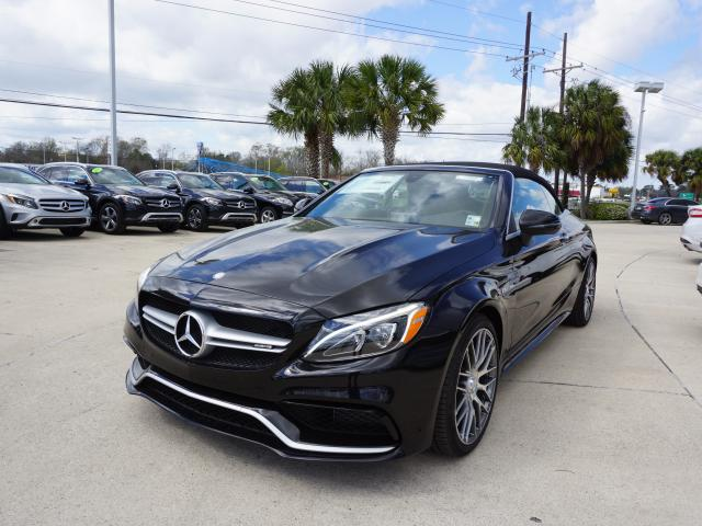 New 2017 mercedes benz c class c 63 amg 2d convertible in for Mercedes benz college graduate program