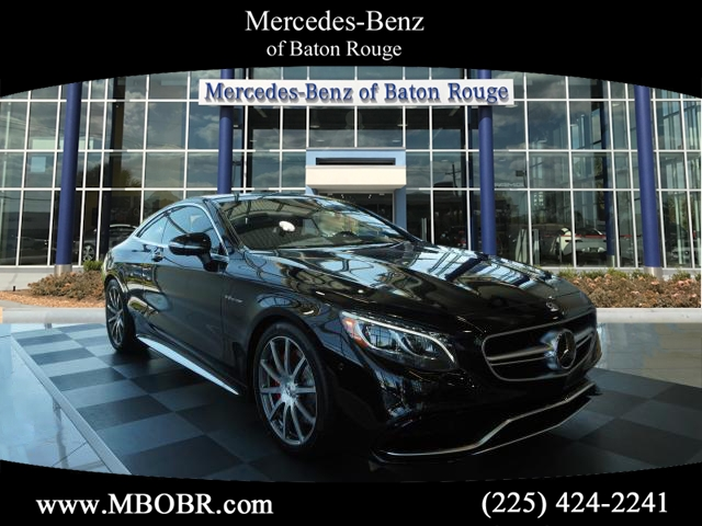 New 2017 mercedes benz s class s 63 amg coupe coupe in for Mercedes benz baton rouge service