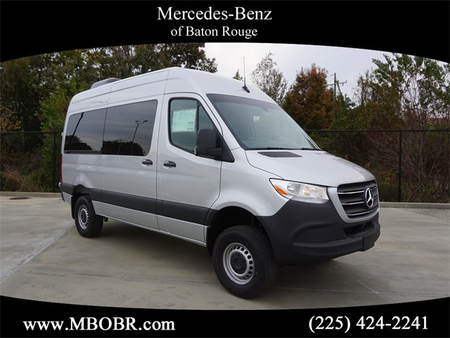 New 2019 Mercedes-Benz Sprinter 2500 144
