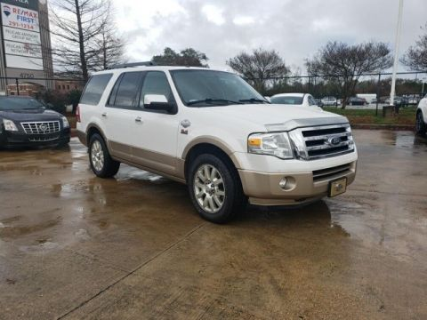 Pre-Owned 2012 Ford Expedition King Ranch