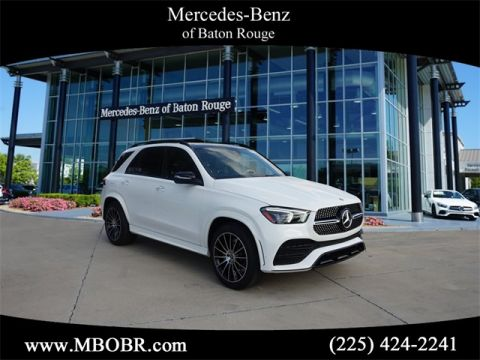New 2021 Mercedes-Benz GLE