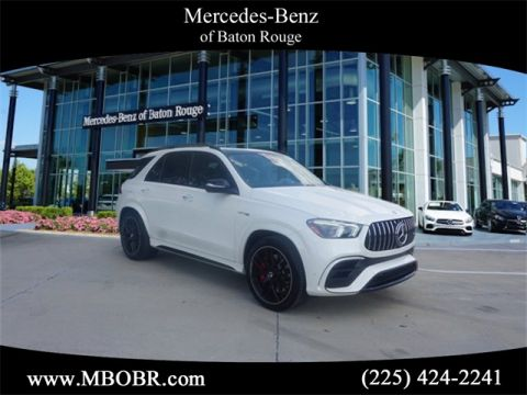 New 2021 Mercedes-Benz GLE GLE 63 S AMG®