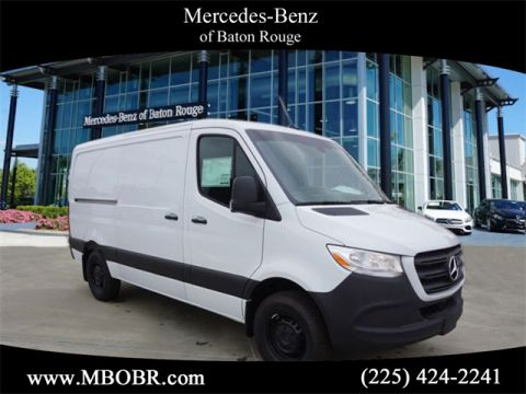 "New 2019 Mercedes-Benz Sprinter 2500 144"" WB Gasoline Cargo"