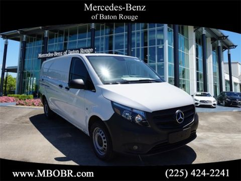 "New 2020 Mercedes-Benz Metris 135"" WB Cargo"