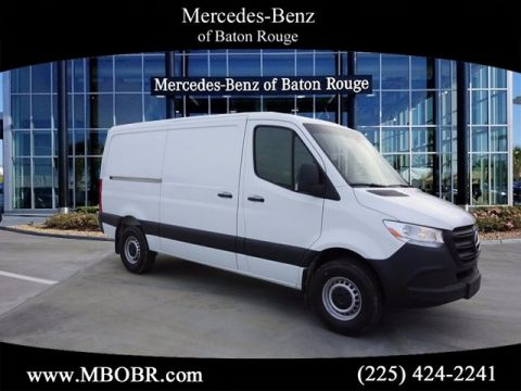 "New 2019 Mercedes-Benz Sprinter 2500 144"" WB Cargo"