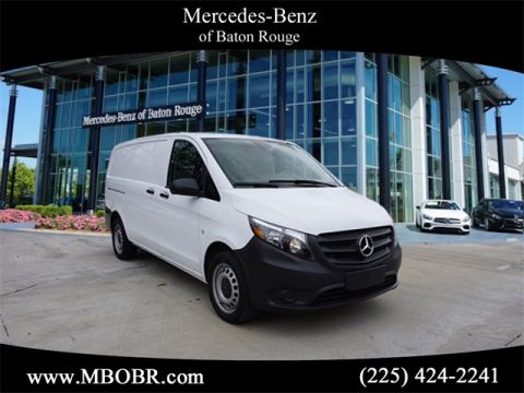 Pre-Owned 2019 Mercedes-Benz Metris Cargo