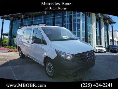 "New 2019 Mercedes-Benz Metris 135"" WB Cargo"