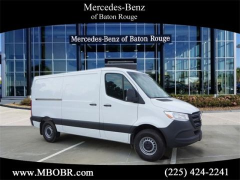 "New 2019 Mercedes-Benz Sprinter 1500 144"" WB Cargo"