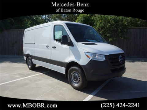"New 2019 Mercedes-Benz Sprinter 1500 144"" WB Gasoline Cargo"