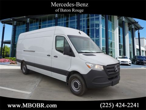 "New 2019 Mercedes-Benz Sprinter 2500 170"" WB Cargo"