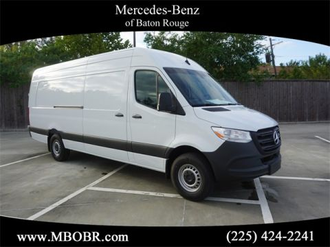 "New 2019 Mercedes-Benz Sprinter 2500 170"" WB Extended Cargo"