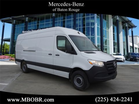 "New 2019 Mercedes-Benz Sprinter 2500 170"" WB Gasoline Cargo"