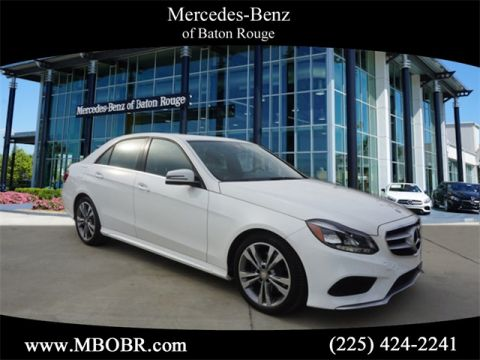 Certified Pre-Owned 2016 Mercedes-Benz E-Class E 350 Sport