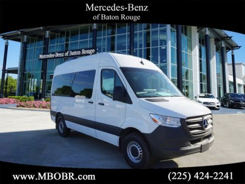 "New 2019 Mercedes-Benz Sprinter 2500 144"" WB Passenger"