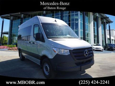 "New 2019 Mercedes-Benz Sprinter 2500 170"" WB Passenger"